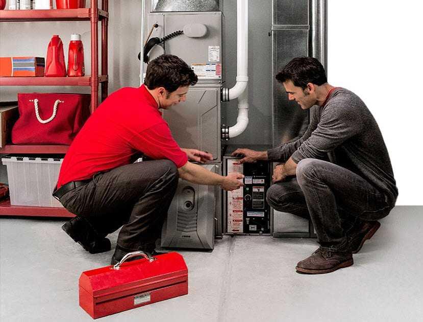 furnace service brampton ontario